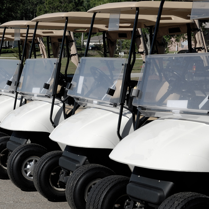 Photo of golf buggies - golf buggy insurance
