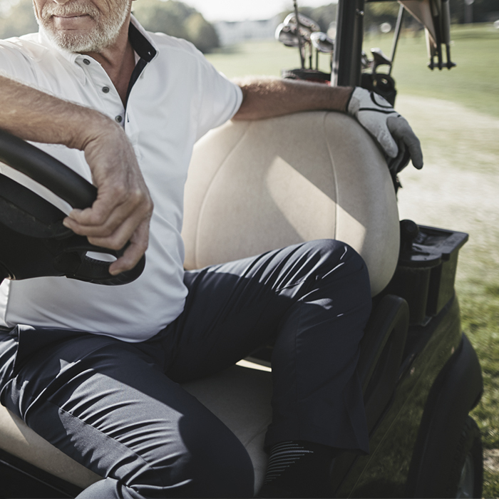 Photo of a golf buggy - golf buggy insurance