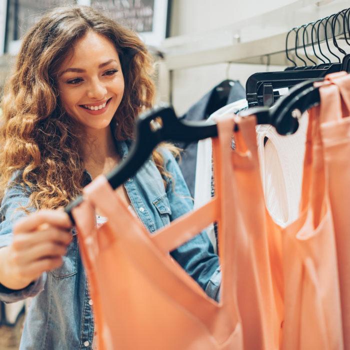 Photo of a clothes shop - Shops, offices, pubs & restaurants insurance